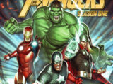 Avengers: Season One Vol 1 1