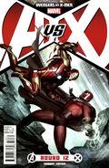 Avengers vs. X-Men Vol 1 12 Adi Granov Variant