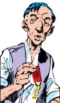 Barney White (Earth-616)
