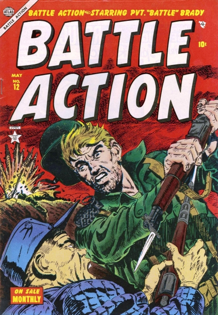 Battle Action Vol 1 12