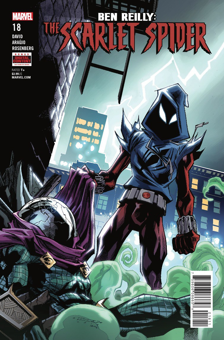 Ben Reilly: Scarlet Spider Vol 1 18