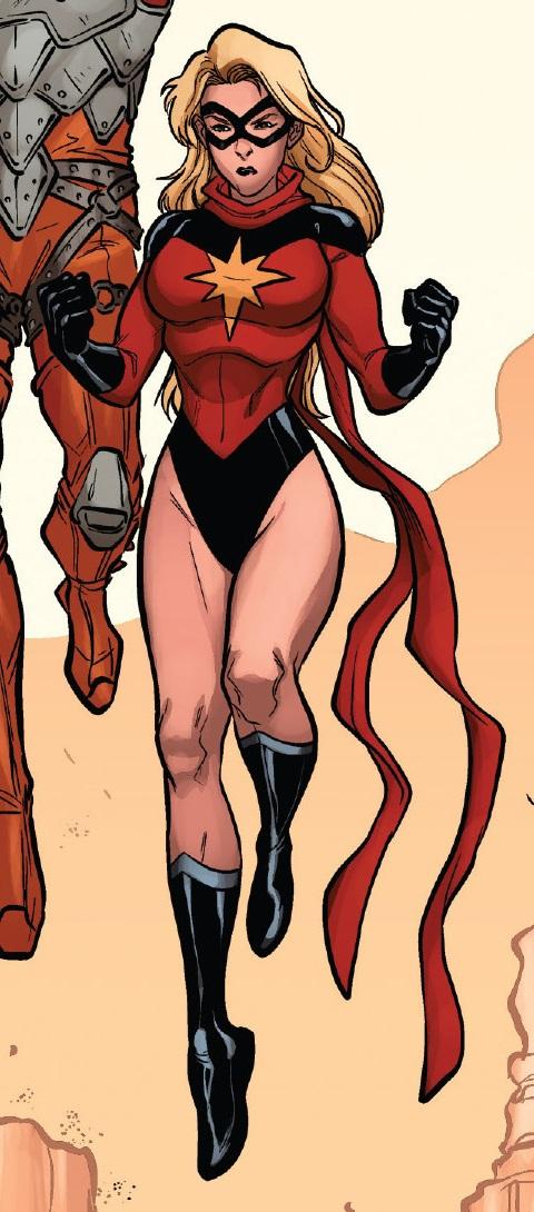Carol Danvers (Earth-TRN619)