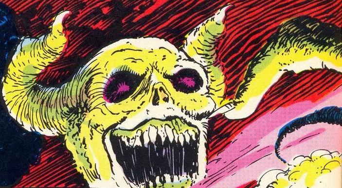 Chaos (Demon) (Earth-616)