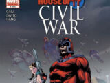 Civil War: House of M Vol 1 5