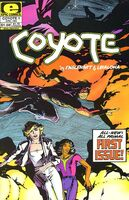 Coyote Vol 1 1