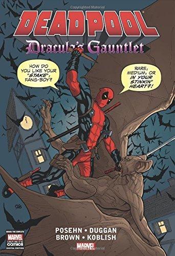 Deadpool: Dracula's Gauntlet HC Vol 1 1