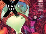 Death of X Vol 1 2