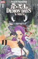 Demon Days X-Men Vol 1 1