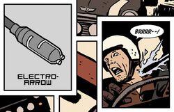 Electro-Arrow from Hawkeye Vol 4 3 001.jpg