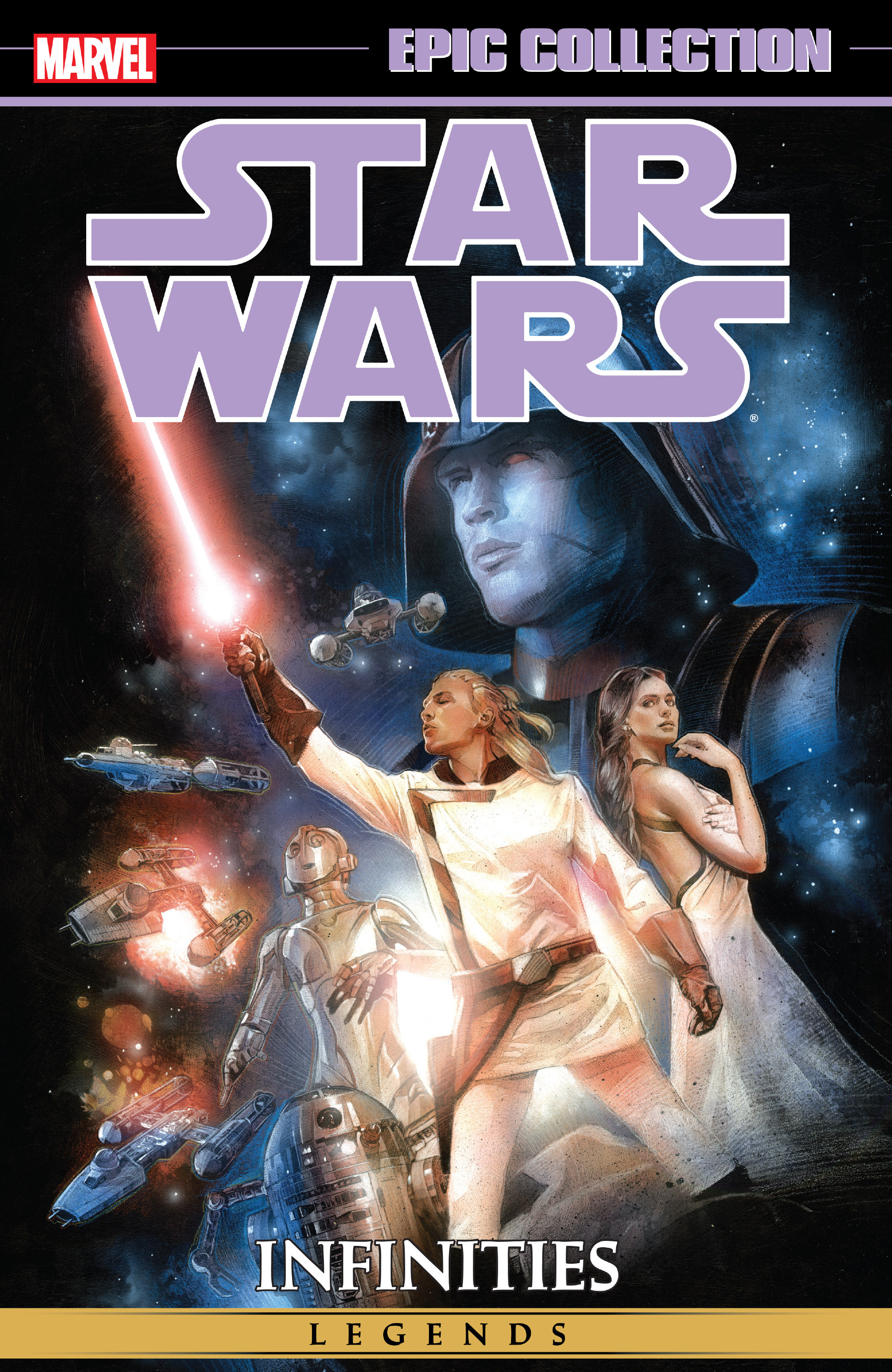 Epic Collection: Star Wars Legends - Infinities Vol 1 1
