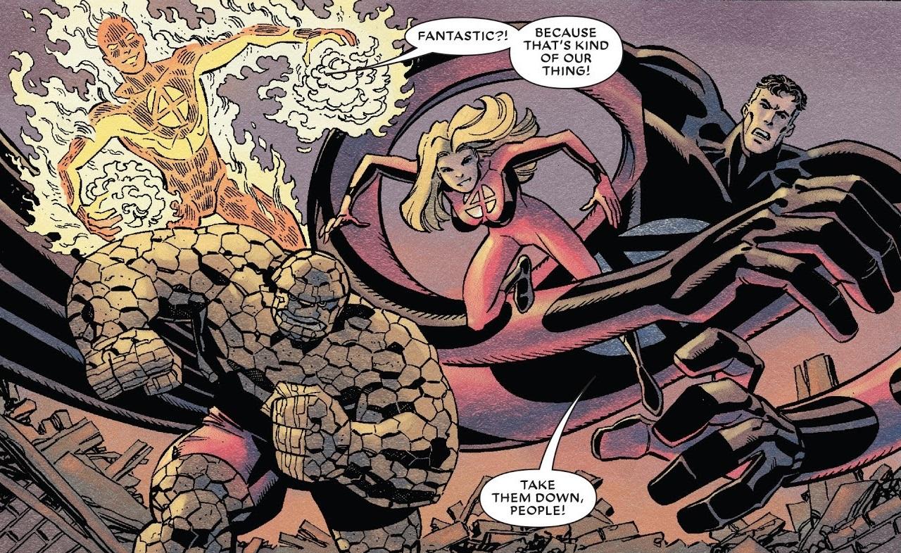 Fantastic Four (Earth-TRN783)
