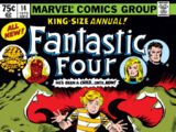 Fantastic Four Annual Vol 1 14