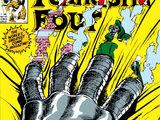 Fantastic Four Vol 1 258