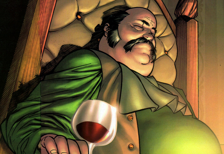 Sr. Fernandez (Earth-616)