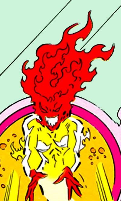 Firestar (Doppelganger) (Earth-616)