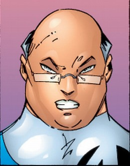 Harry Soong (Earth-616)