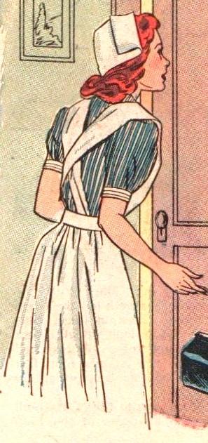 Helen Rogers (Nurse) (Earth-616)