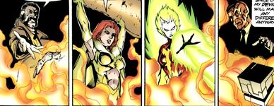 Hellfire League of Injustice (Earth-9602)
