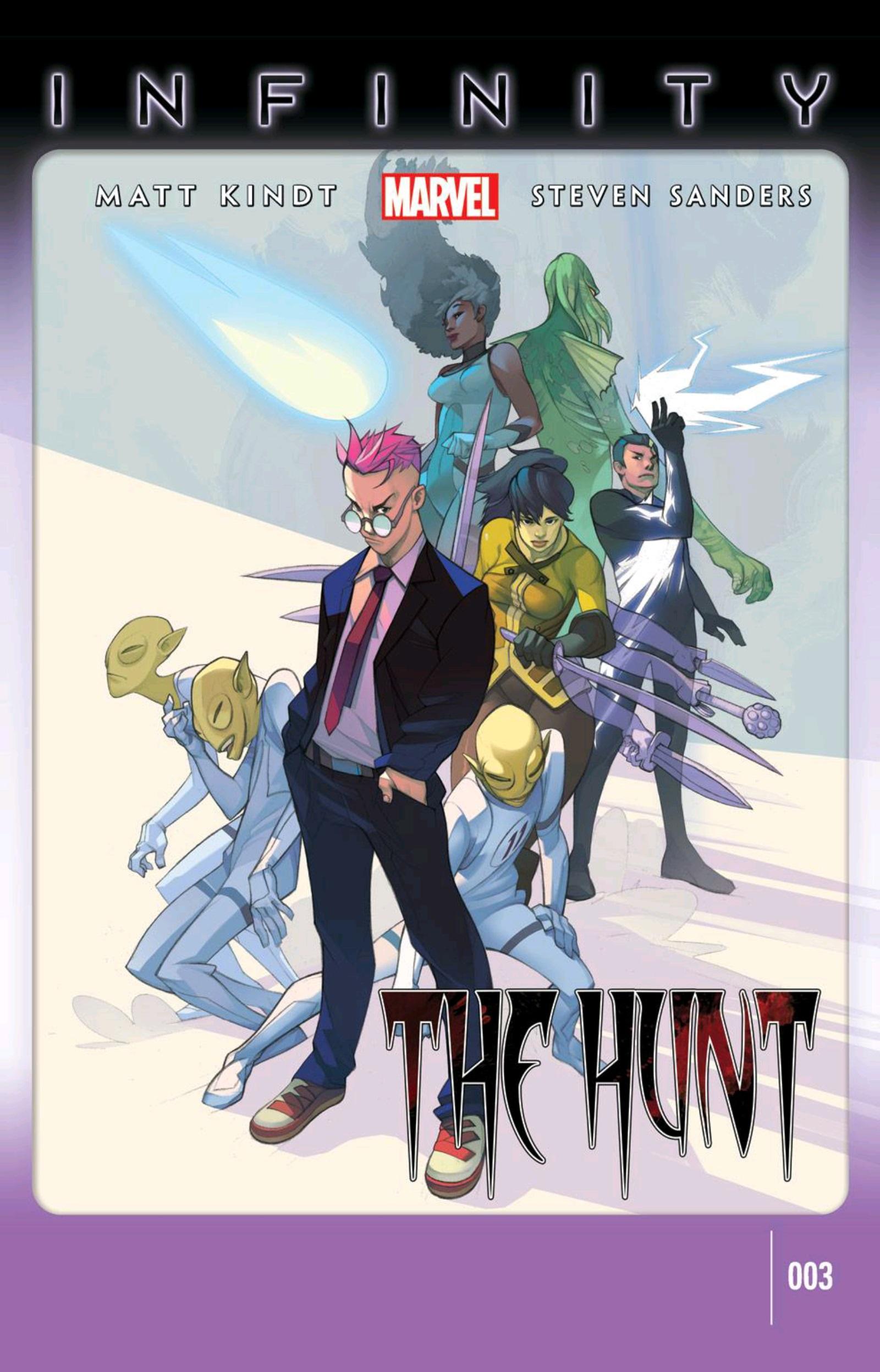 Infinity: The Hunt Vol 1 3