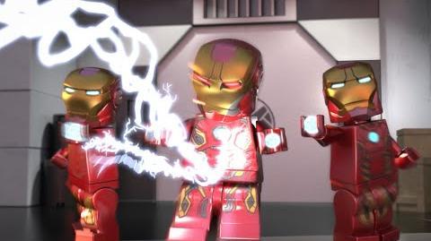 LEGO® Marvel Avengers Reassembled - Episode 4