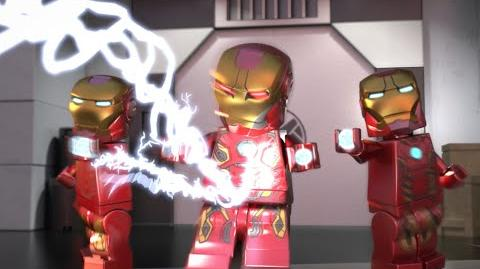 LEGO Marvel Super Heroes: Avengers Reassembled Season 1 4