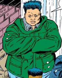 Larry Lee (Earth-616)