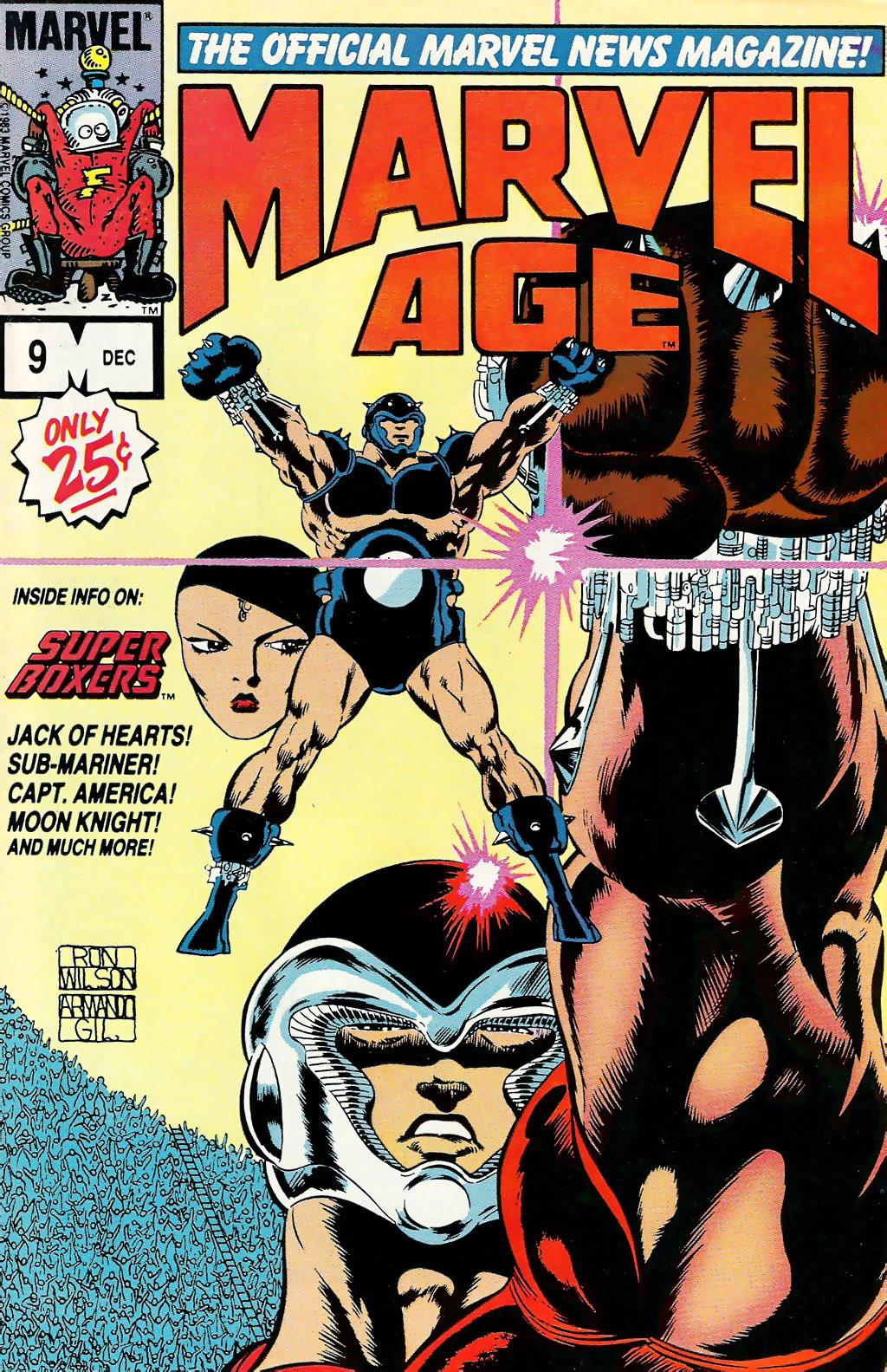 Marvel Age Vol 1 9