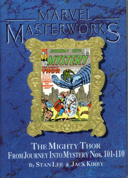 Marvel Masterworks: The Mighty Thor Vol 1 2