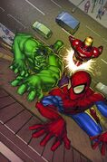Marvel Triple Action Vol 2 3 Textless