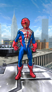 Max Borne (Earth-TRN002) from Spider-Man Unlimited (video game).png