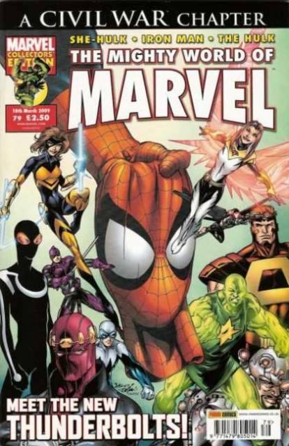 Mighty World of Marvel Vol 3 79