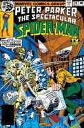 Peter Parker, The Spectacular Spider-Man Vol 1 28