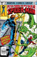 Peter Parker, The Spectacular Spider-Man Vol 1 39