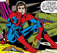 Peter Parker (Earth-616) from Amazing Spider-Man Vol 1 138 001