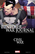 Punisher War Journal Vol 2 2