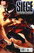 Siege Spider-Man Vol 1 1