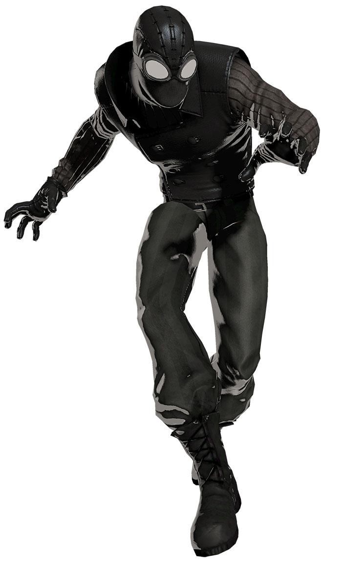 Peter Parker (Earth-TRN581)