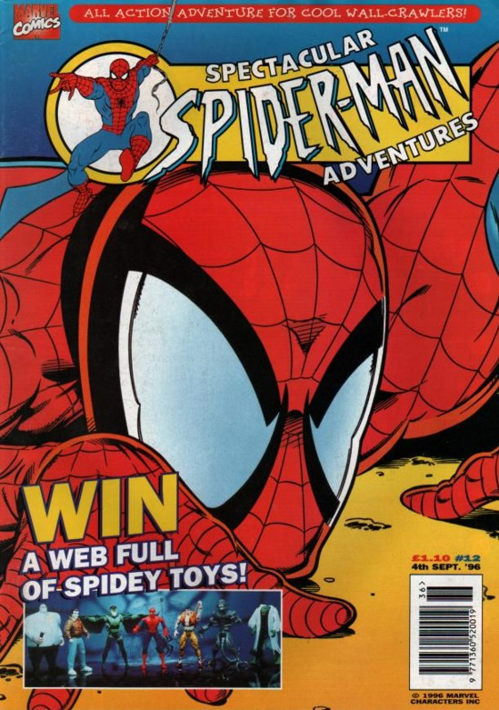 Spectacular Spider-Man (UK) Vol 1 12