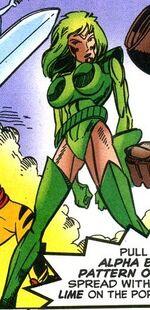 Super-Adaptoid (Heroes Reborn) (Earth-616)
