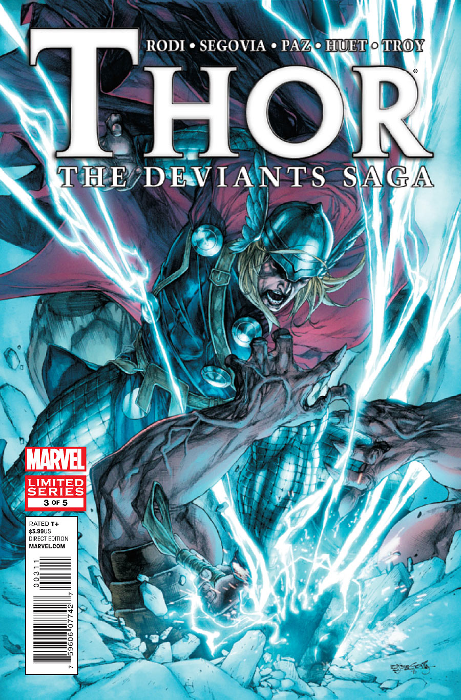 Thor: The Deviants Saga Vol 1 3