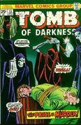 Tomb of Darkness Vol 1 13