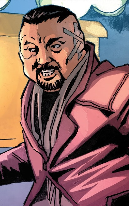 Turtle Head Wu (Earth-616)