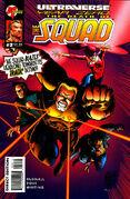 Ultraverse Year Zero The Death of the Squad Vol 1 2