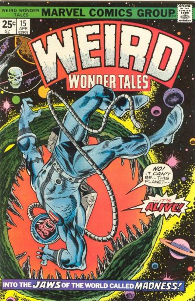 Weird Wonder Tales Vol 1 15