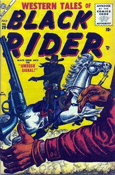 Western Tales of Black Rider Vol 1 29