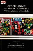 Wolverine, Punisher & Ghost Rider Official Index to the Marvel Universe Vol 1 3