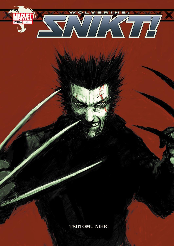 Wolverine: Snikt! Vol 1 5