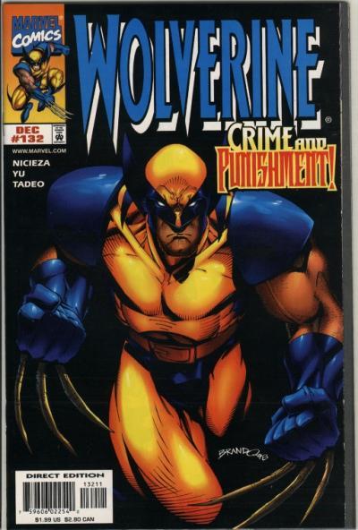 Wolverine Vol 2 132