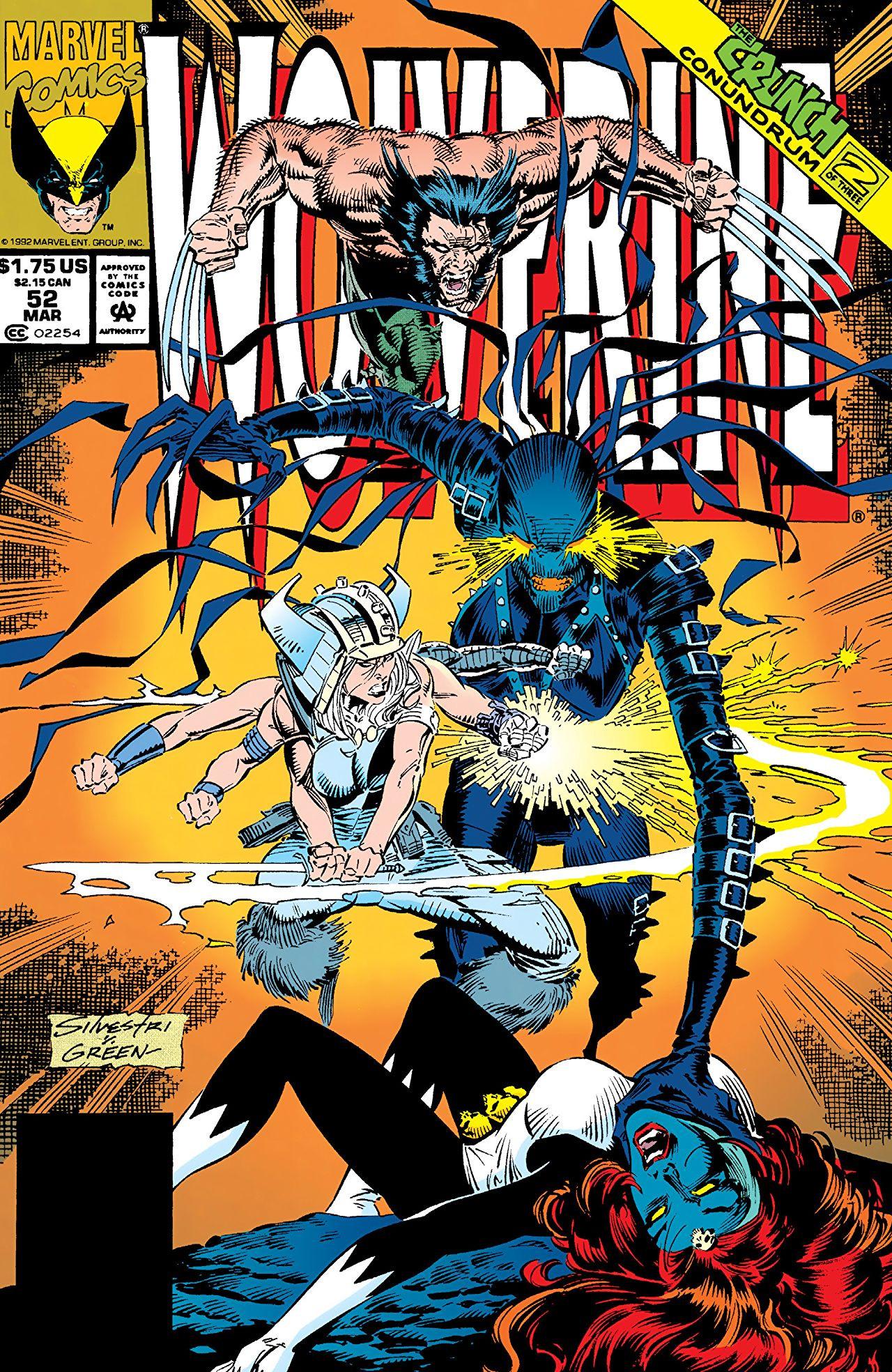 Wolverine Vol 2 52