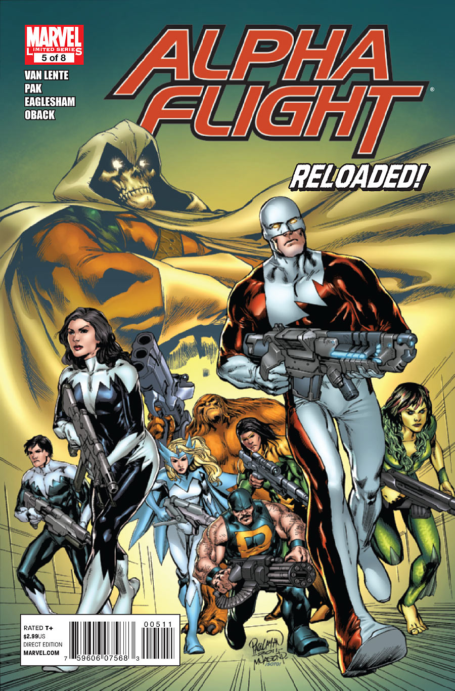 Alpha Flight Vol 4 5